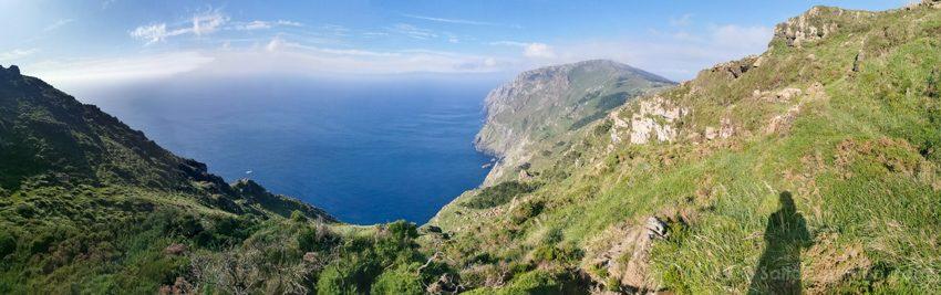 Panoramicas Ferrolterra Paseo Geologico Acantilados O Limo