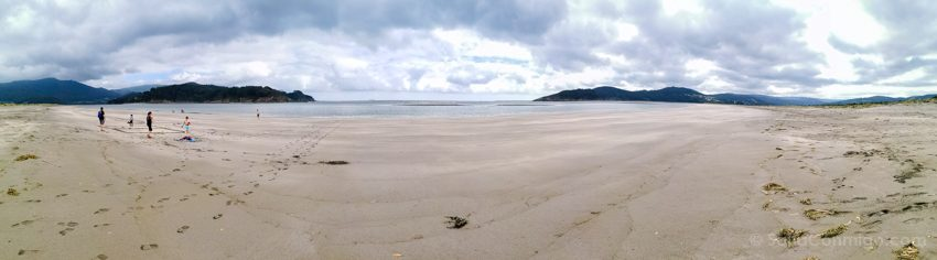 Panoramicas Ferrolterra Playa Morouzos