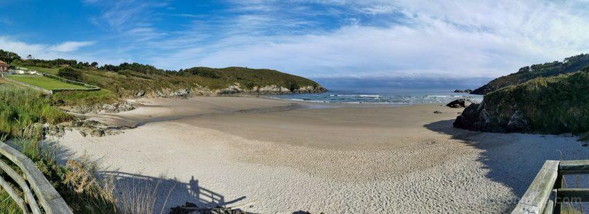 Panoramicas Ferrolterra Playa O Baleo