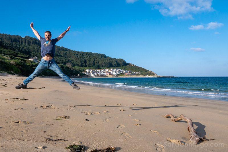 Playas Ferrolterra Praia Bares Salto