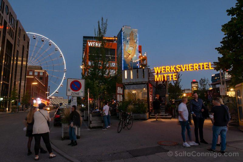 Que Ver En Munich Werksviertel-Mitte Noche