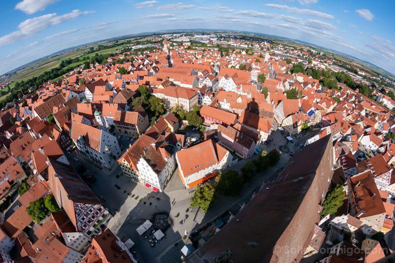 Que Ver En Nordlingen Torre Daniel Ojo Pez