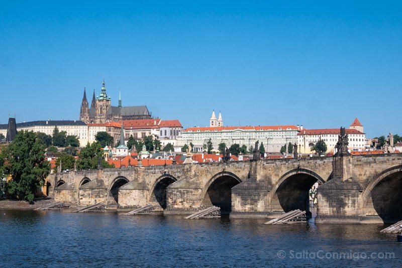 Miradores de Praga Bedrich Smetana