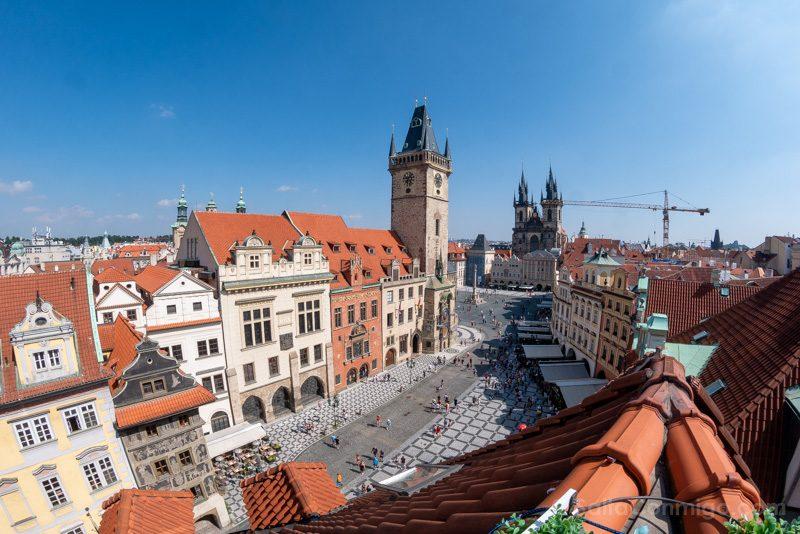 Miradores de Praga Hotel U Prince