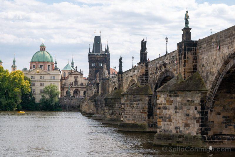 Miradores de Praga Pod Karlovym Mostem