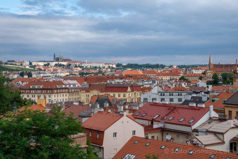 Miradores de Praga Vysehrad