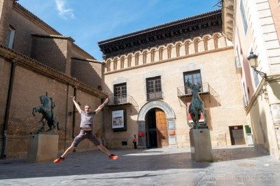 Museos De Zaragoza Pablo Gargallo Salto