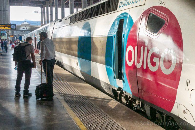 Ouigo Tren Atocha
