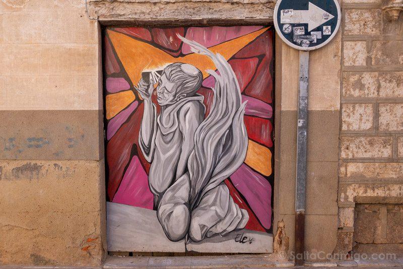 Que Ver En Toro Grafitis
