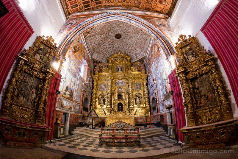 Que Ver En Toro Monasterio Sancti Spiritus Retablo