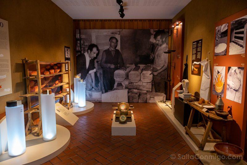 Que Ver En Toro Museo Queso Chillon General